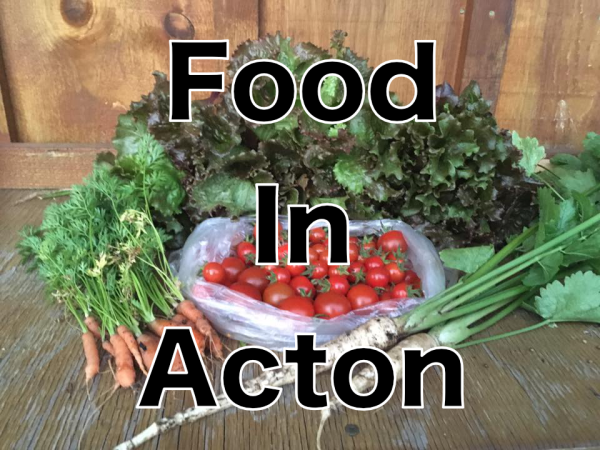 Access to Food in Acton