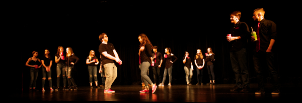 Halton Hills youth put on a musical, showcasing trials of teenage life