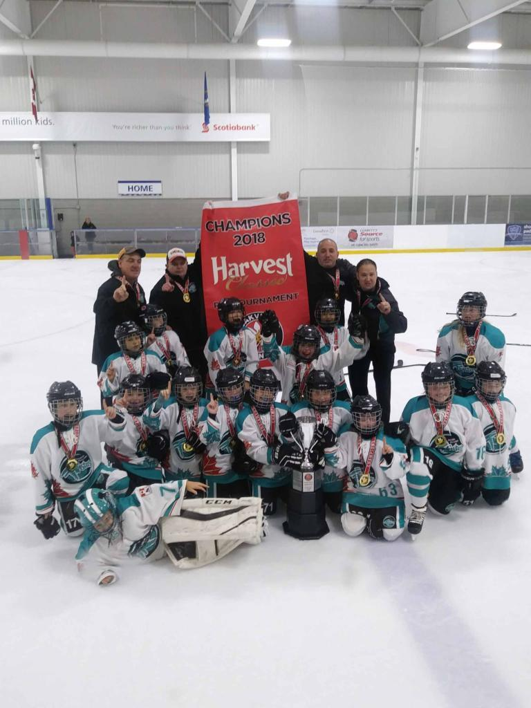 Twisters Storm through the Oakville Harvest Classic